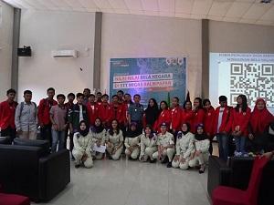KKDN Unhan Fakultas Keamanan Nasional (FKN) Melaksanakan Penelitian ke Berbagai Institusi di Balikpapan