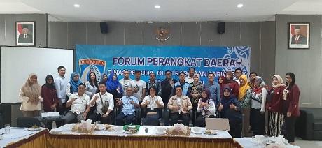 KKDN Mahasiswa FKN Unhan Berikan Pelatihan Manajemen Bencana di Kaltim