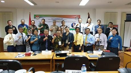 Prodi Doktor Ilmu Pertahanan FKN Unhan Laksanakan Small Group Discussion (SGD)